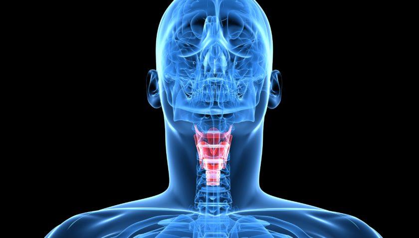 Первые признаки и симптомы рака гортани