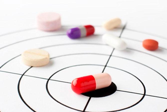 Целевая терапия при раке поджелудочной железы