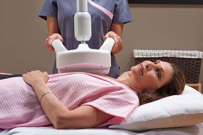 Лучевая терапия при раке молочной железы