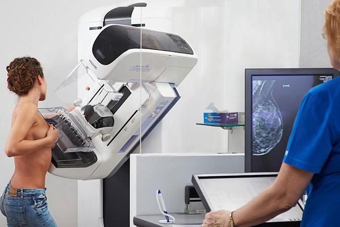 МРТ-маммография груди