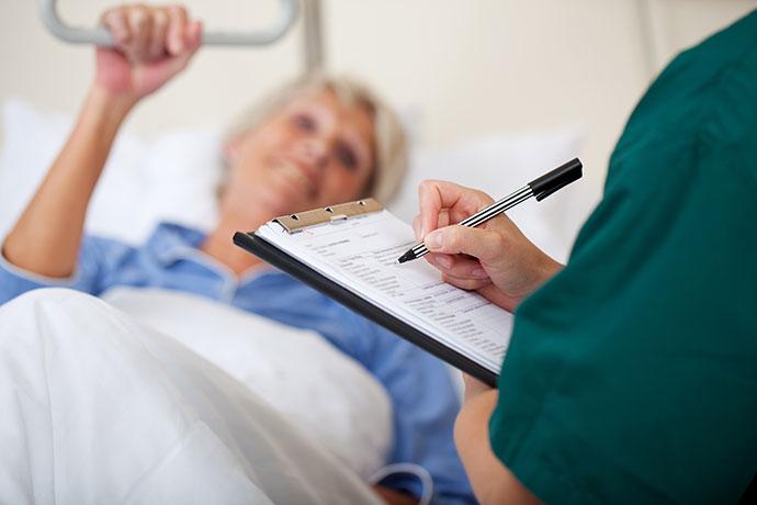 Наблюдение за пациентами с известным раком