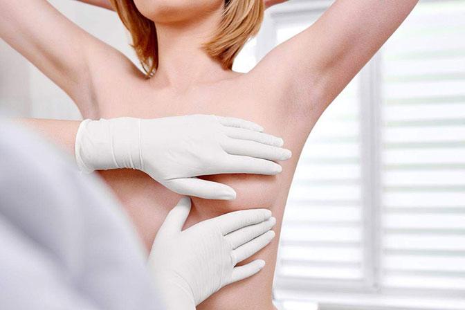 Ежегодные обследования груди