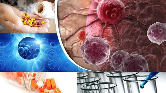Примерные схемы лечения разных форм рака