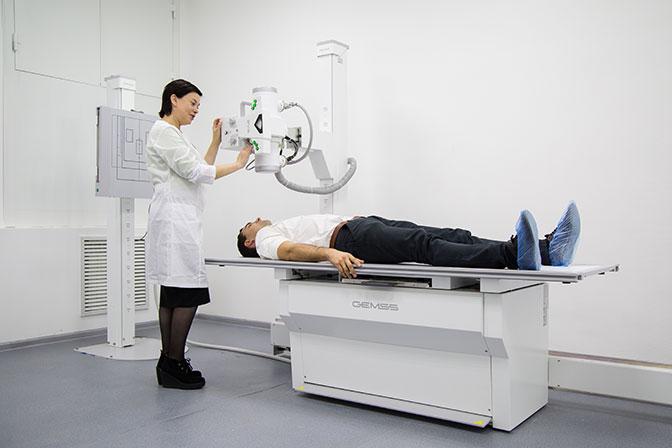 Рентгенологические обследования гортани