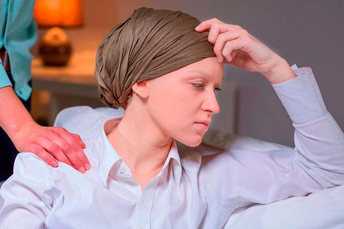 Сопутствующие симптомы химиотерапии