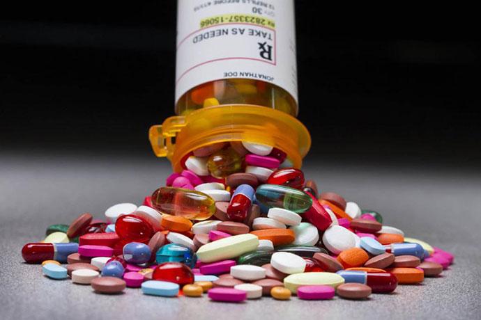 Медикаментозное бета-адреноблокаторами