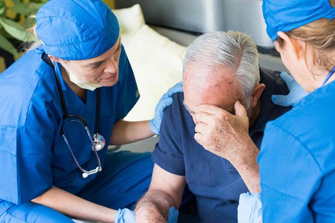 Осложнения при лечении миеломы