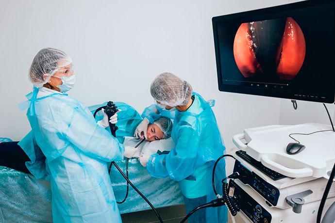 Эндоскопия при карциноме